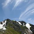 初夏の空・南駒ヶ岳