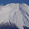厳冬・富士