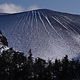 浅間山・冬