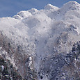 樹氷の森・六百山