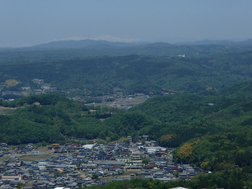 Siroyama_kara_hakusan_wonozomu